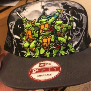 9fifty ninja turtle SnapBack hat